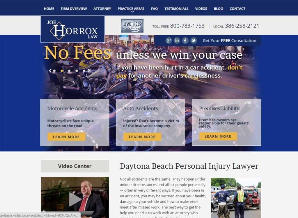Personal Injury Lawyer Daytona Beach Fl