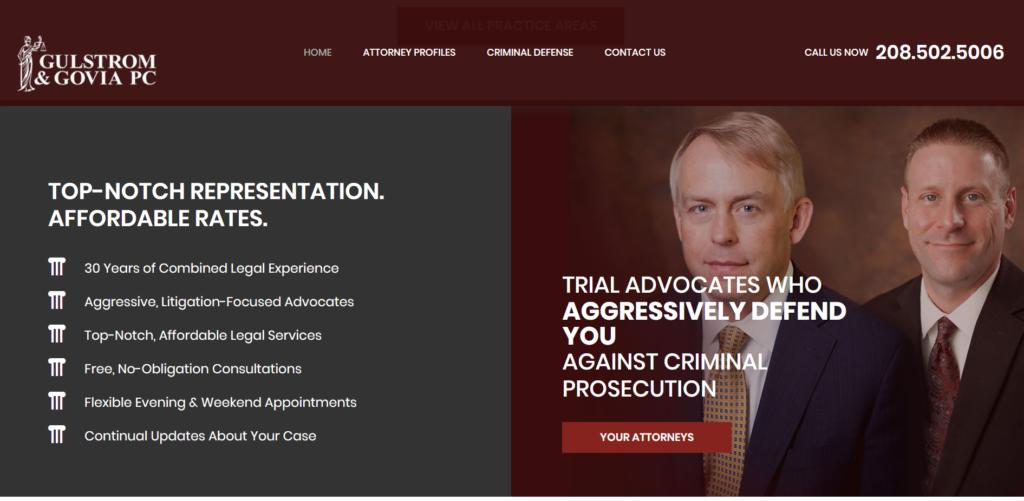 Idaho – Best Legal Designs   A to Z